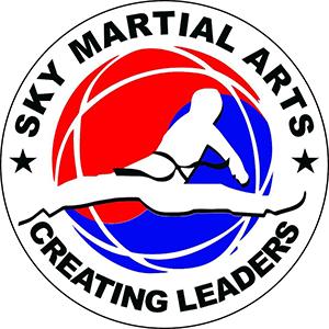 Sky Martial Arts Logo